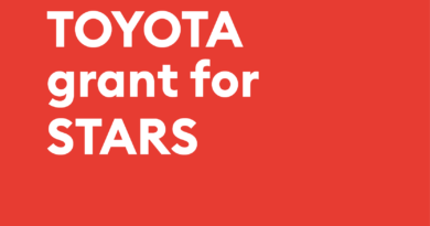 TOYOTA provides generous grant for STARS